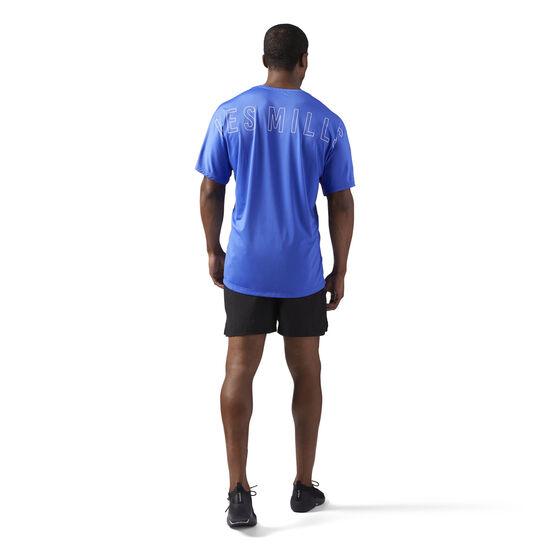Reebok - LES MILLS ACTIVCHILL T-Shirt Acid Blue CD6184