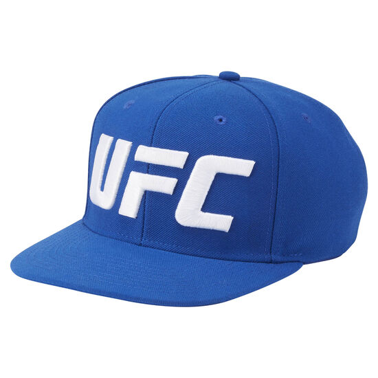 Reebok - UFC Ultimate Fan Flat Brim Snapback Hat Graphic Print AL2063