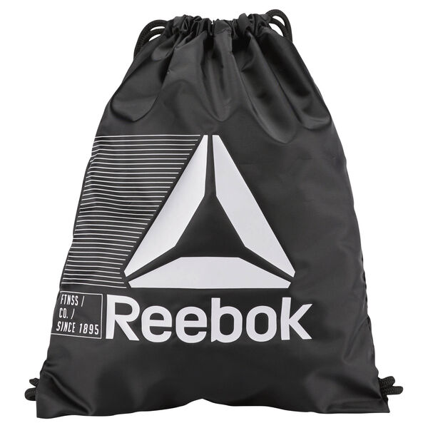 Reebok Drawstring Bag Black CE0944