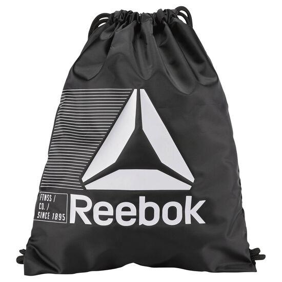 Reebok - Reebok Drawstring Bag Black CE0944