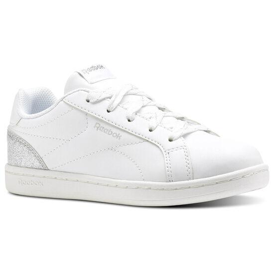 Reebok - Reebok Royal Complete Clean White/Silver Sparkle CN1289