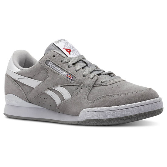 Reebok - Phase 1 Pro Estl-Tin Grey/White CN4981