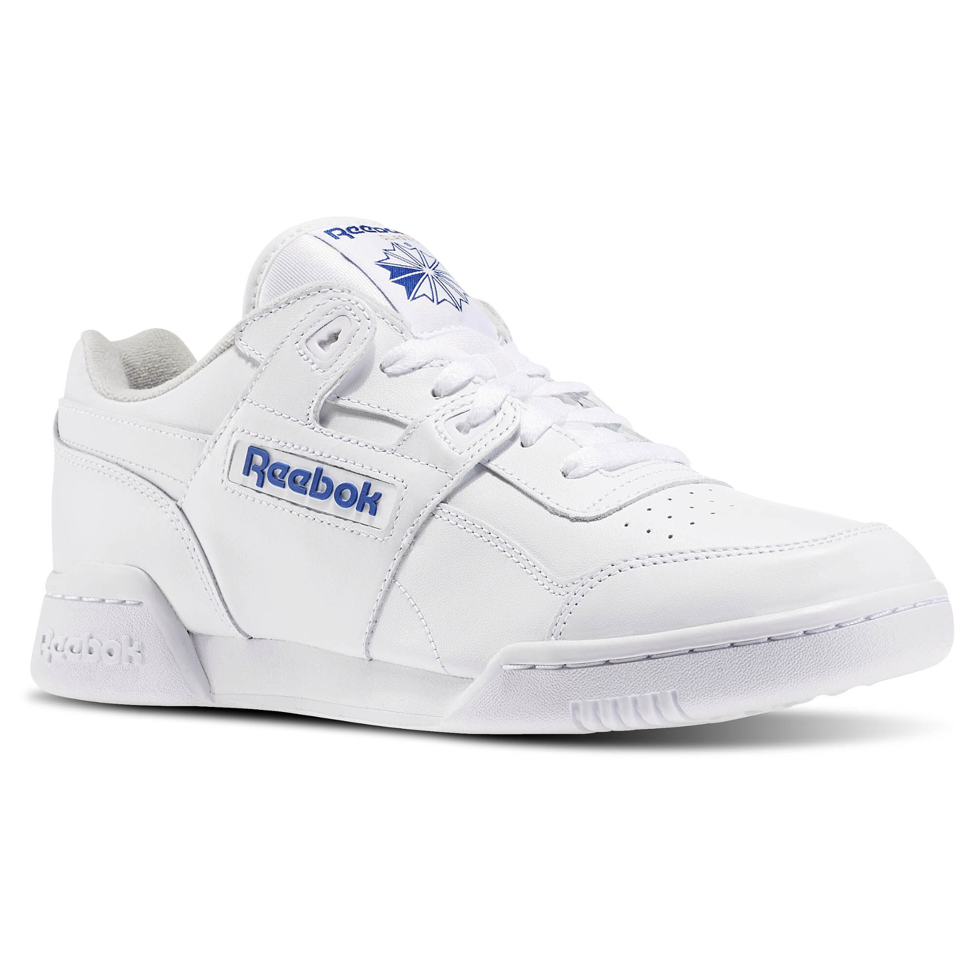 Discount Designer Reebok Workout Plus White for Men