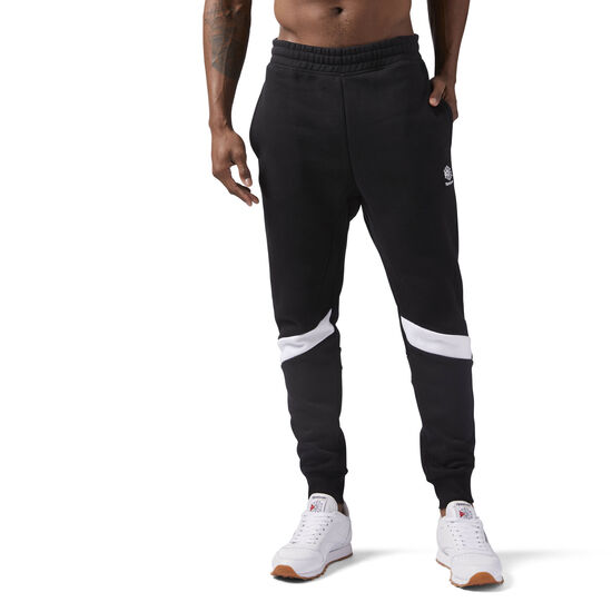 Reebok - Fleece Sweatpant Jogger Black CD7464