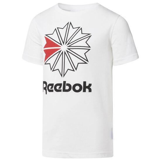 Reebok - Reebok Classics Large Logo Tee White CG0328