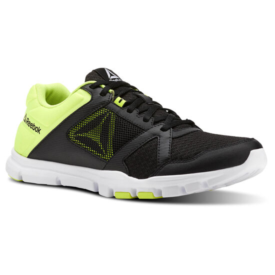 Reebok - Yourflex Train 10 MT Black/Solar Yellow/White CN4728