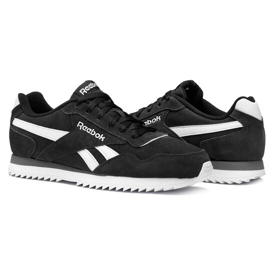 Reebok - Reebok Royal Glide RPL Black/White/Mgh Solid Grey CN1830