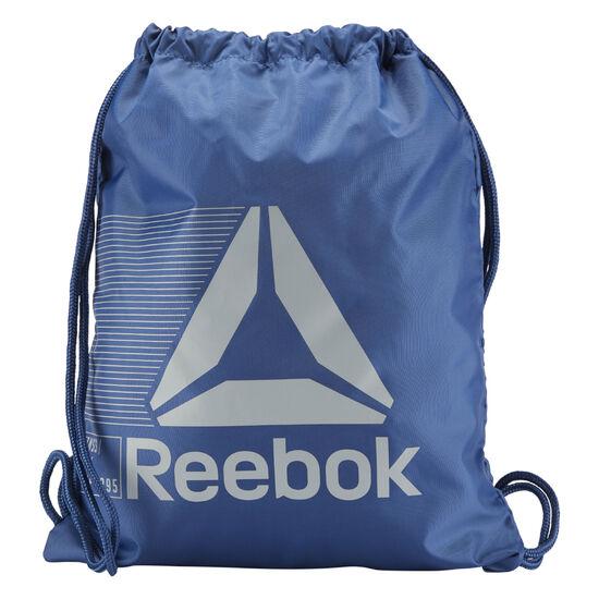 Reebok - Reebok Drawstring Bag Bunker Blue CZ9883