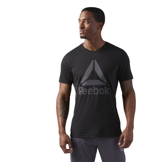 Reebok - Workout Ready Supremium 2.0 Tee Black CE3844