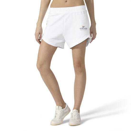 Reebok - Reebok Classics x Walk of Shame Shorts White DP3558