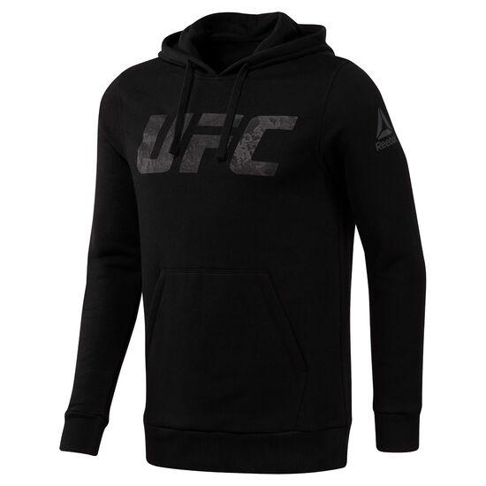 Reebok - UFC Pullover Hoodie Black CY7261