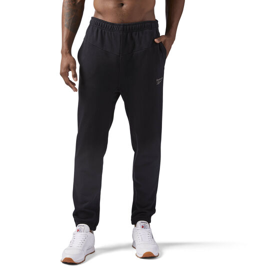 Reebok - Graphic Track Pants Black CV6117