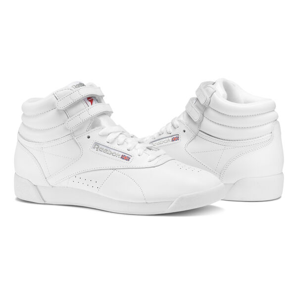 Freestyle Hi White 2431