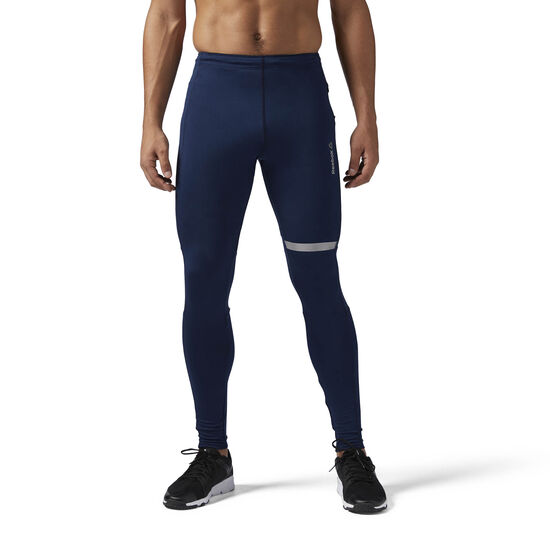 Reebok - Running Tights Collegiate Navy BR4470