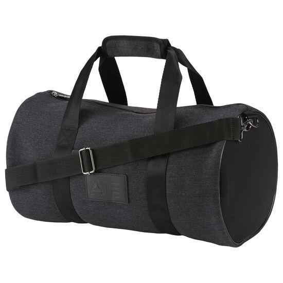 Reebok - Premium Cylinder Bag Black Melange CV3587