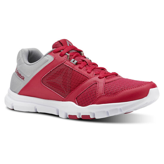 Reebok - Yourflex Trainette 10 MT Rugged Rose/Tin Grey/White CN5653