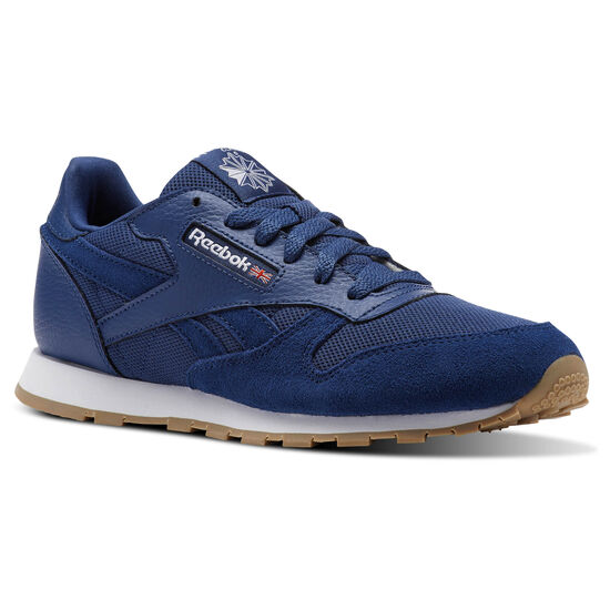 Reebok - Classic Leather ESTL Washed Blue/White CN1139