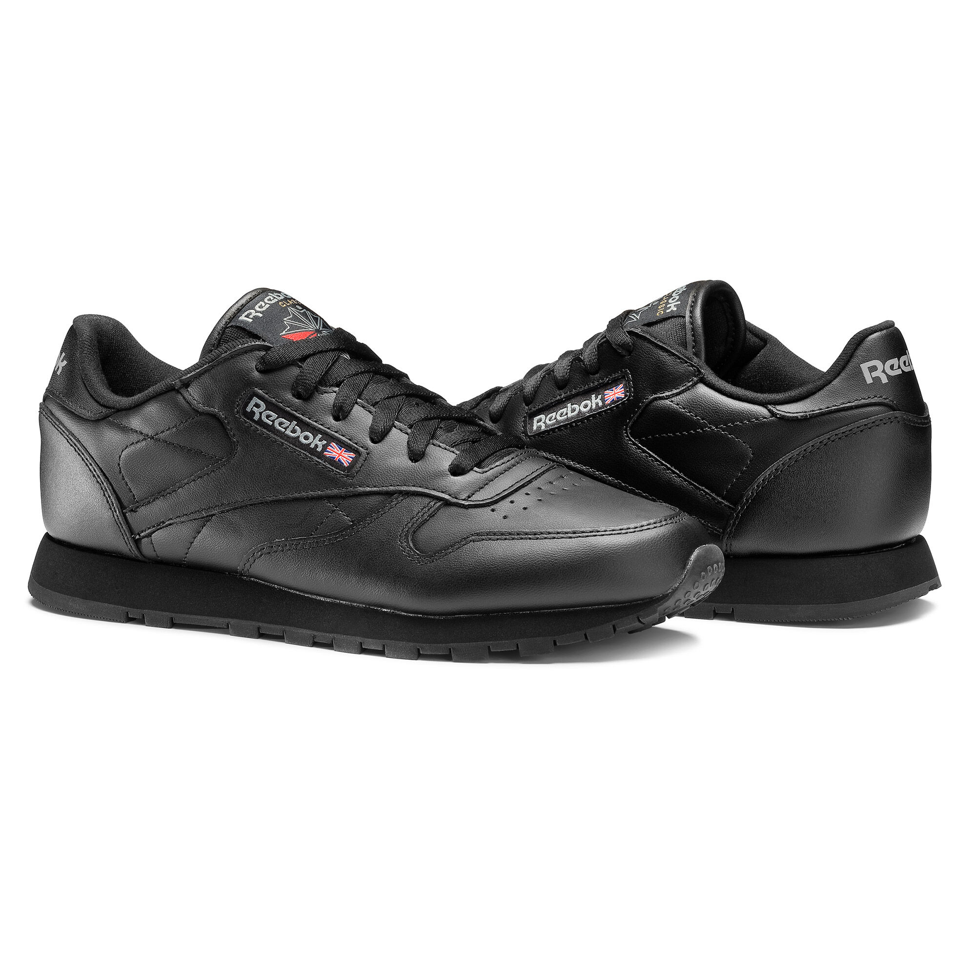 Reebok - Classic Leather Intense Black 3912