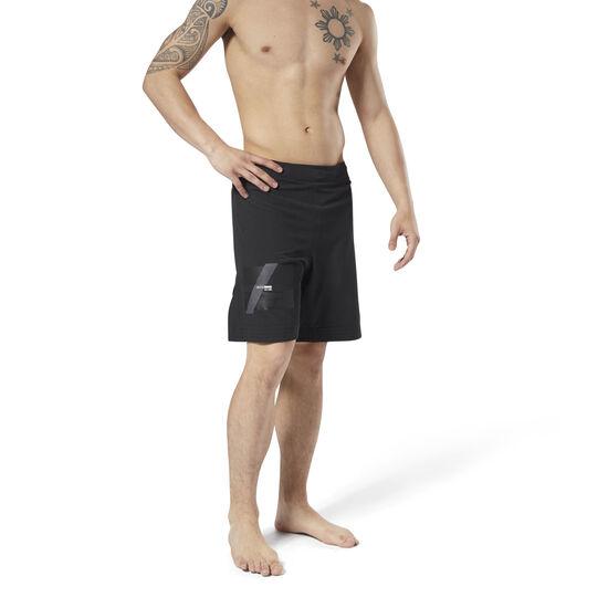 Reebok - Reebok Combat Tech Woven Shorts Black D96002