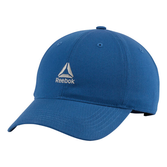 Reebok - Active Foundation Logo cap Bunker Blue CZ9843