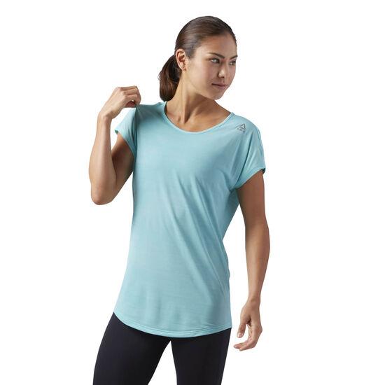 Reebok - Workout Ready ACTIVChill Tee Turquoise CD7590