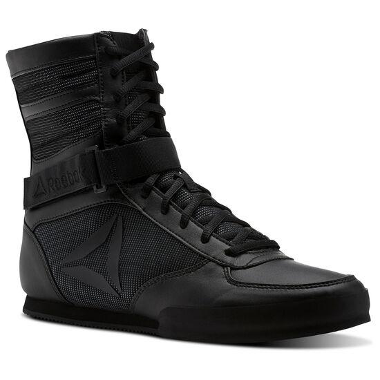 Reebok - Reebok Lightweight Boxing Boots Black/White CN0982