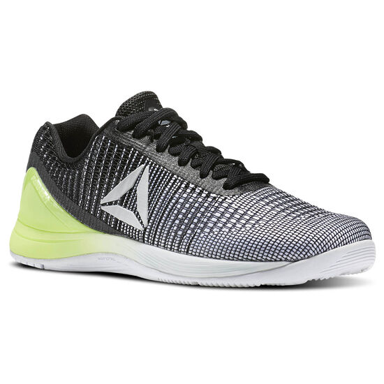 Reebok - Reebok CrossFit Nano 7 Weave Games Pack Grey/White/Electric Flash/Black BS8295