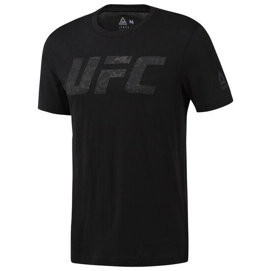 Reebok - UFC Logo Tee Black CY7262