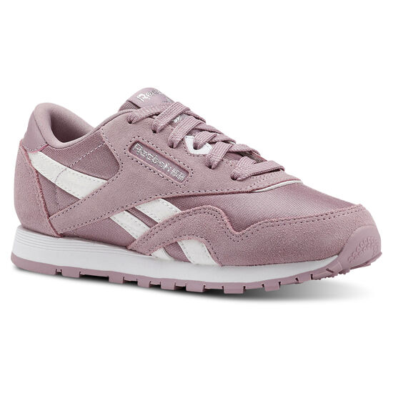 Reebok - CL NYLON Infused Lilac/White/Silver CN4871