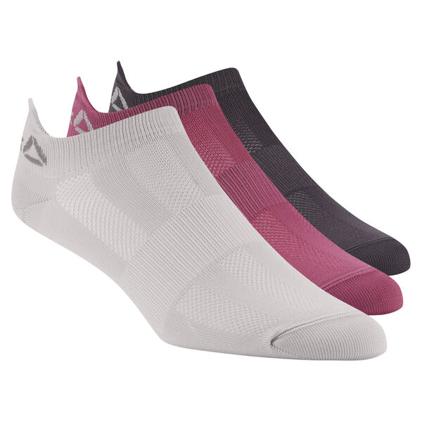 Reebok ONE Series Socks - 3pack Purple D67937