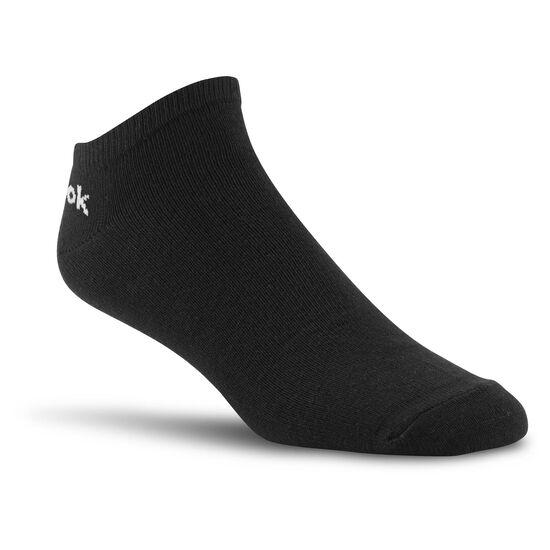 Reebok - Reebok No Show Sock - 3pair Black AB5277