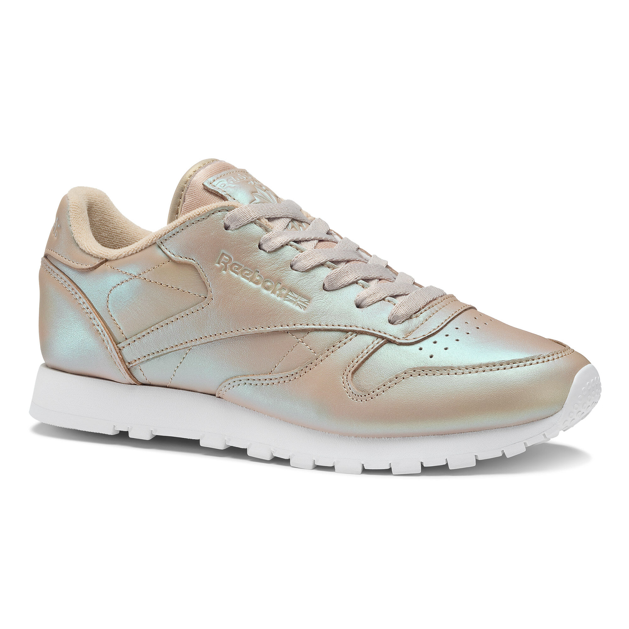Reebok - Classic Leather Pearlised Beige/Champagne/White BD4309