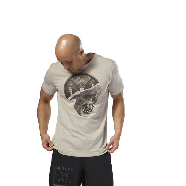 CrossFit Tee White DH3690
