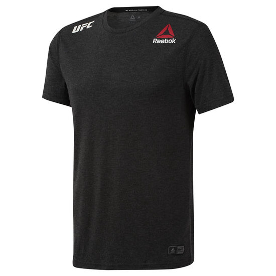 Reebok - UFC Fight Night Blank Walkout Jersey Black DM5164