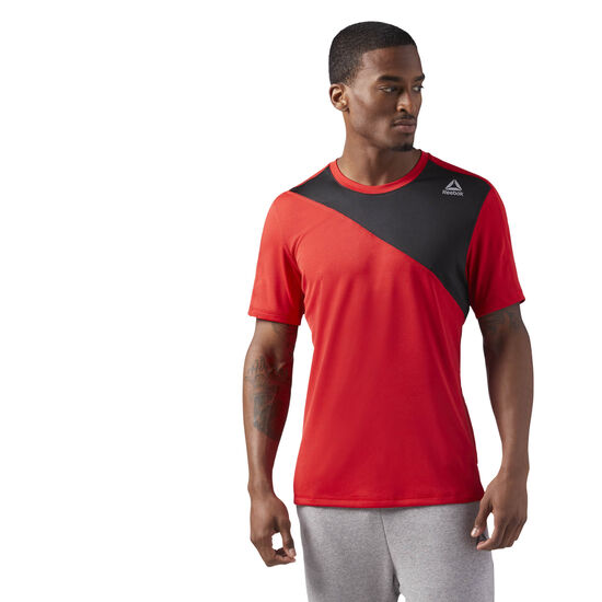 Reebok - Workout Ready Tech Tee Primal Red CE1505