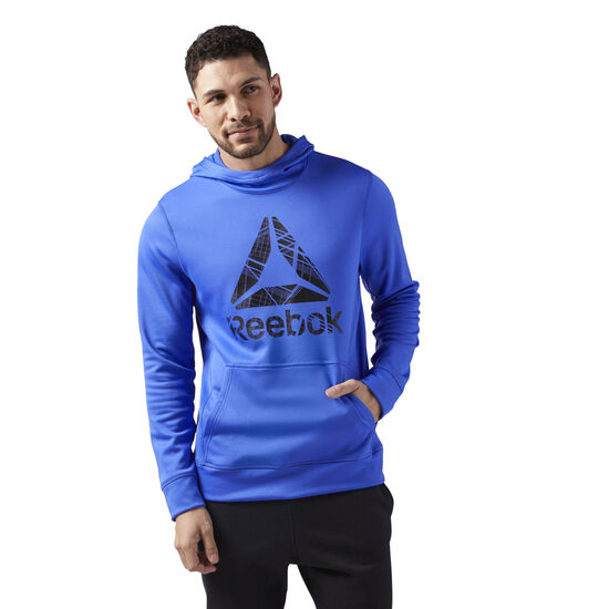 Reebok - Elements Hoodie Acid Blue CE3875