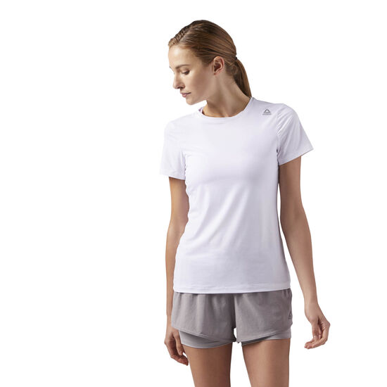 Reebok - Reebok T-Shirt White CV6448