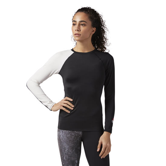 Reebok - Reebok CrossFit Swim Ready T-Shirt Black CE1865