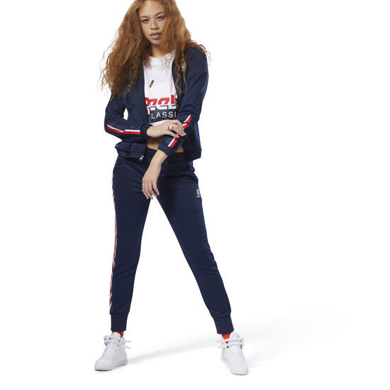 Reebok - Classics Track Top Collegiate Navy DH1357