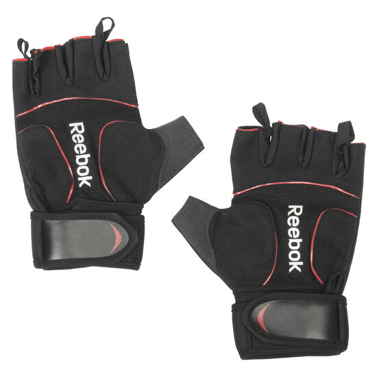 Reebok - Lifting Glove - Red L Black/Red B79398