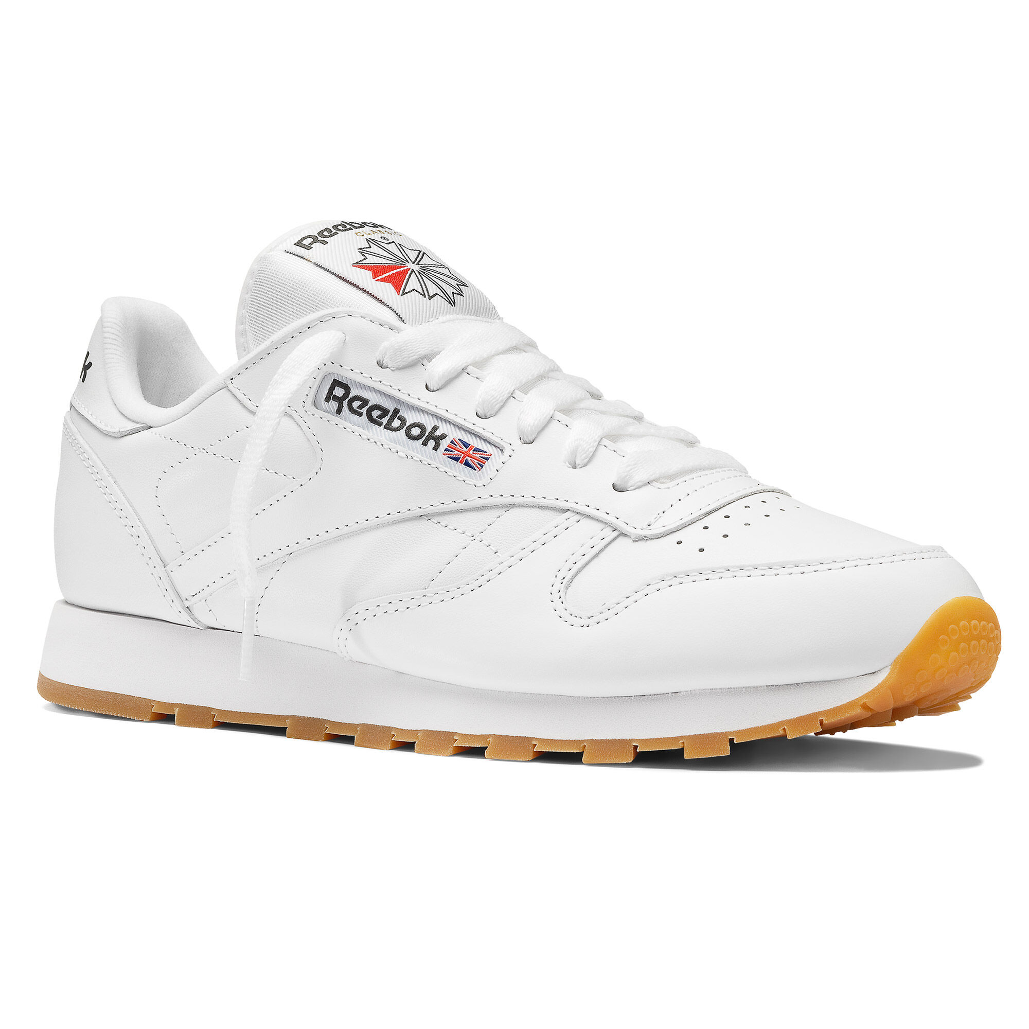 Reebok  Classic Leather Intense White Gum 49799