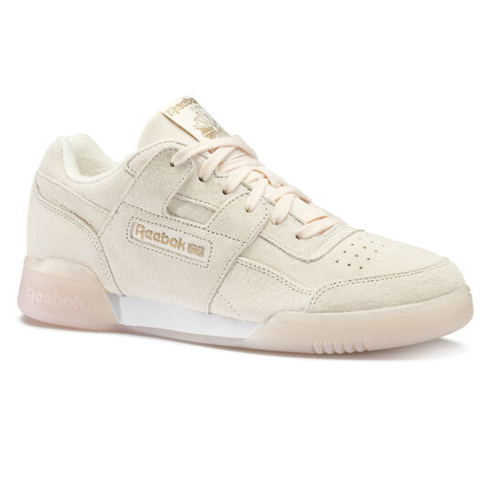 Reebok - Workout Plus ICE Pale Pink/White/Rose Gold CN5835