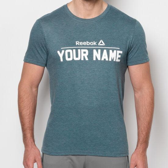 Reebok - Reebok T-Shirt Mineral Blue BP8218