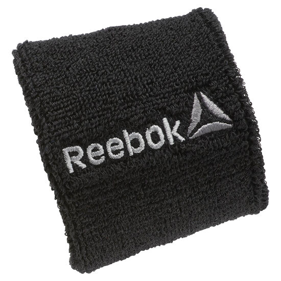 Reebok - Foundation Wristband - 2 pack Black BK6054