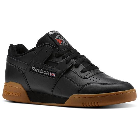 Reebok - Workout Plus Black/Carbon/Classic Red/Reebok Royal-Gum CN2127