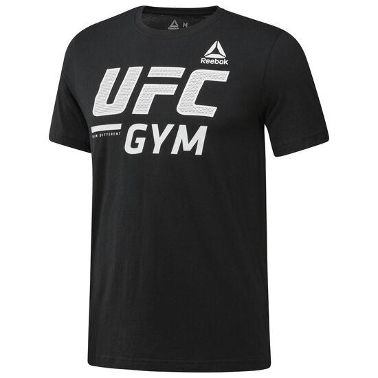 Reebok - UFC Graphic Gym T-Shirt Black CV8538