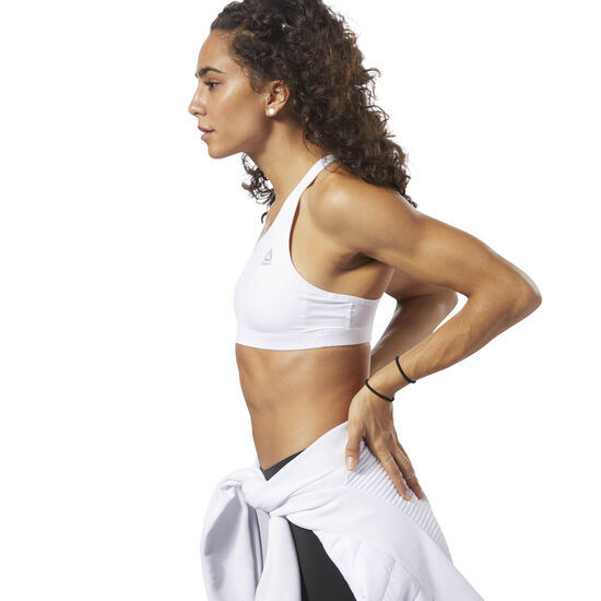 Reebok - Workout Ready Racerback Bra White DH1953