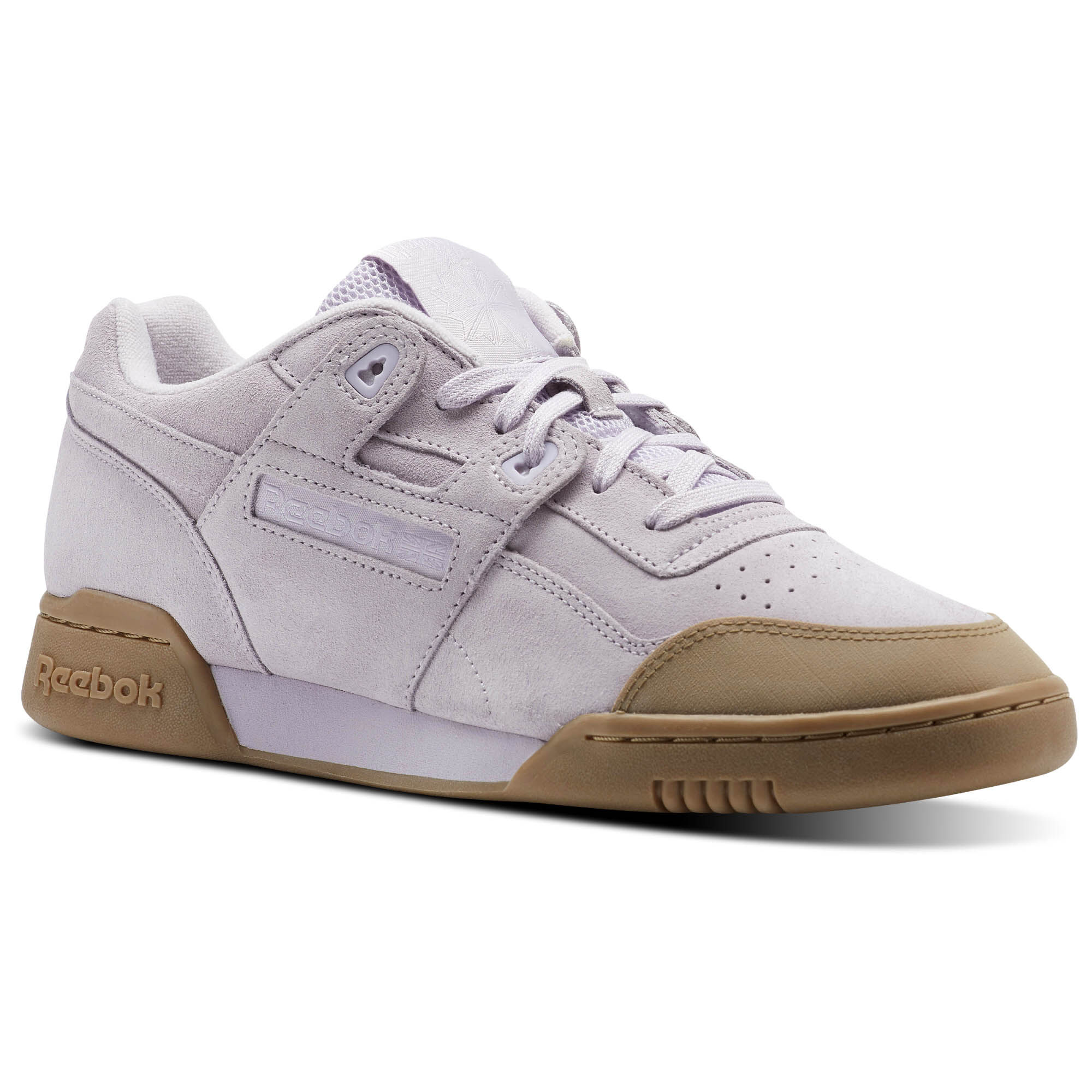 Reebok Workout Plus SKK Trainers In Purple CM9665 discount online clearance under $60 get to buy cheap online cheap shop offer 8qnSbAJt