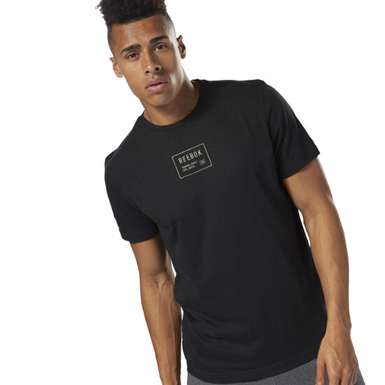 Reebok - Training Supply Tee Black DH3772