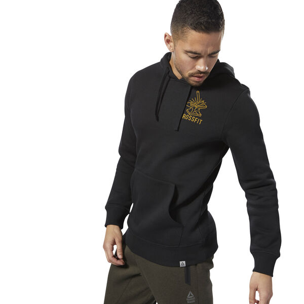 Reebok CrossFit Anvil Pullover Black DH3697